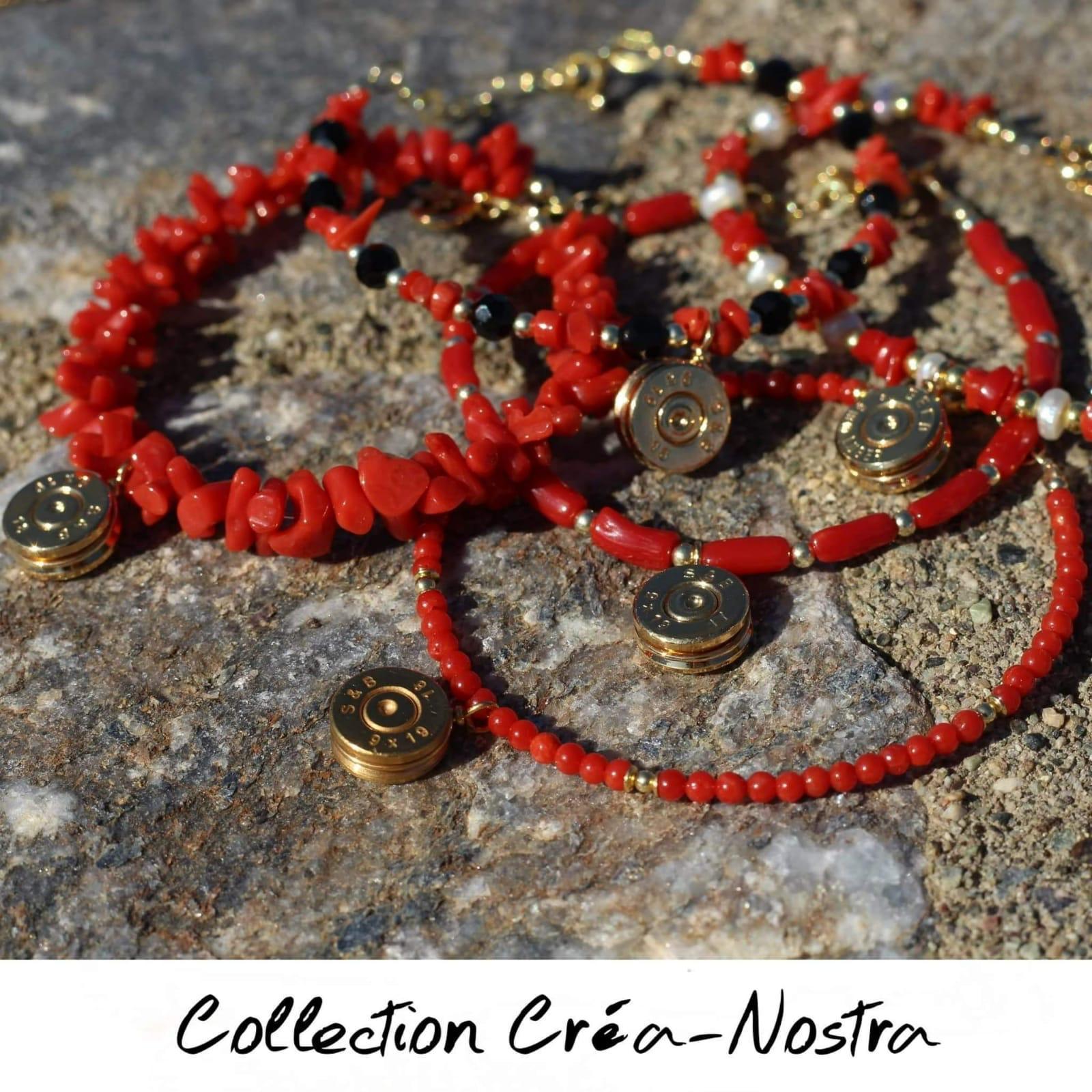 bijoux corail