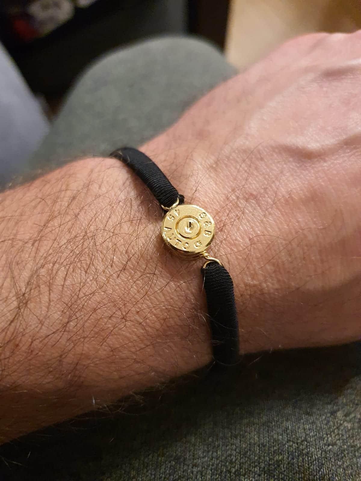 bracelet douille